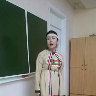 Защита доклада Переваловой С. Респуб. НП