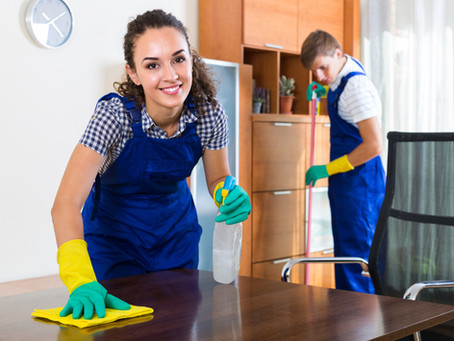 Top Benefits of Hiring Professional Cleaning Services