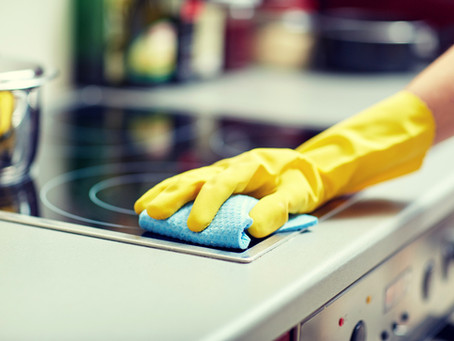 How to Clean Your Kitchen the Right Way