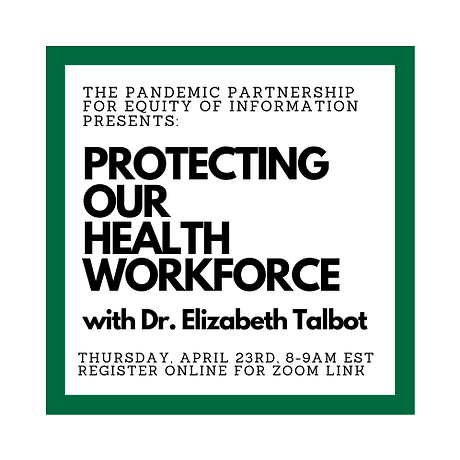 The Pandemic Partnership for Equity of I