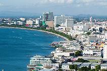 Aerial-view-of-Pattaya-City-Chonburi-Tha