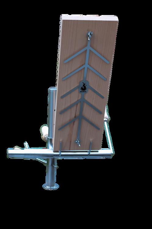 Lachsplanke