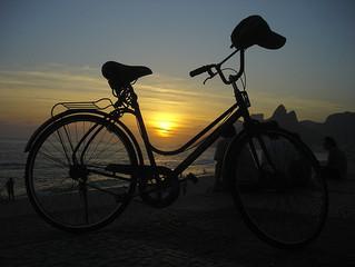Venha remar de bike