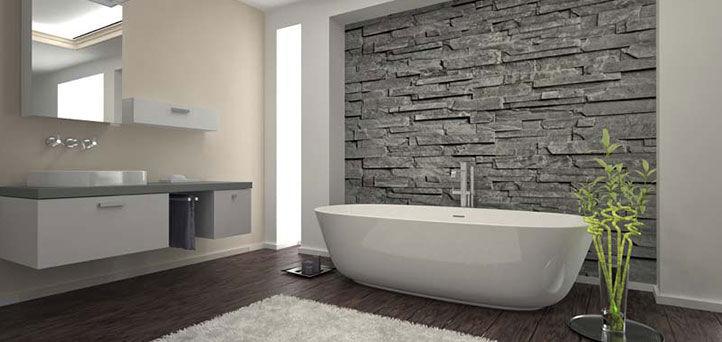 Badezimmer von Kerp Haustechnik