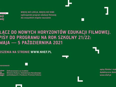 Nowe Horyzonty Edukacji Filmowej w Pomorzaninie