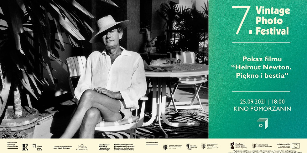 Film: Helmut Newton - piękno i bestia