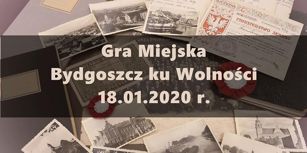 Bydgoszcz ku Wolności - niepodległościowa gra miejska