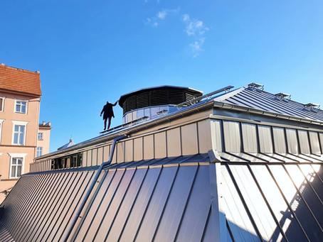 Nowy fanpage, nowy dach!