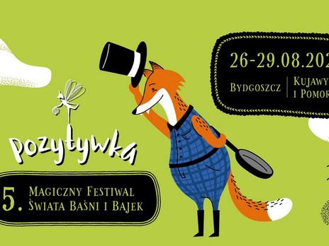 4 x festiwal Pozytywka (26-27/8/2021)
