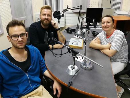 Radio PiK: De Lyublyn w Śniadaniu z Muzami (audio)