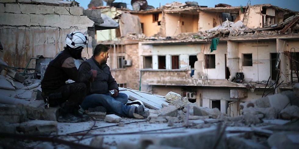 """Pokaz filmu """"Ostatni w Aleppo"""""""
