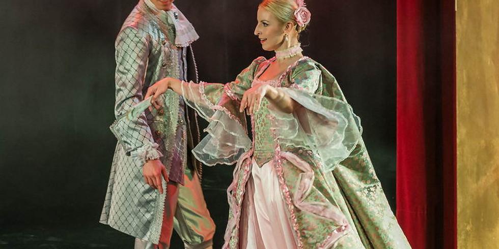 Cracovia Danza: Tańce barokowe - pokaz i lekcja