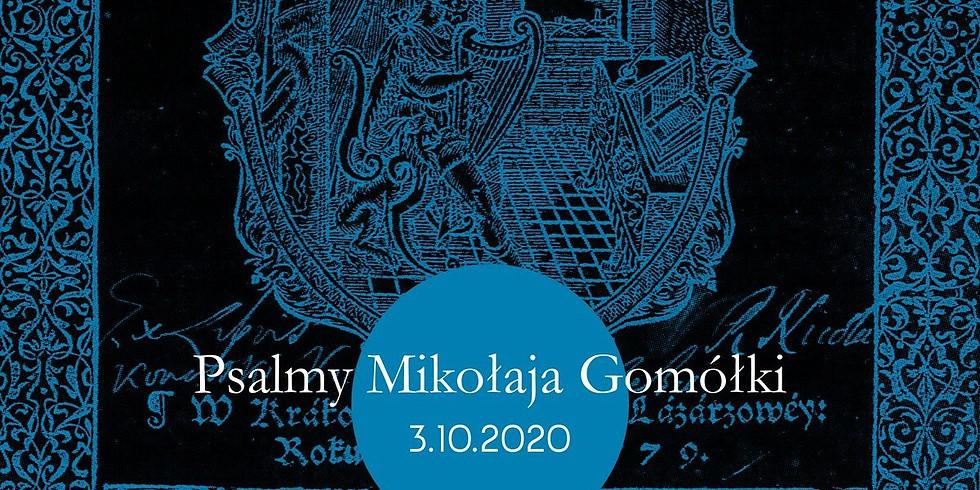 BSB2020: Melodie na Psałterz Polski