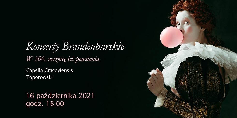 BSB: Koncerty Brandenburskie