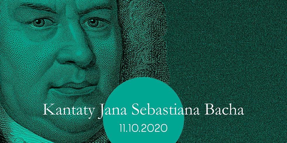 BSB2020: Kantaty Jana Sebastiana Bacha