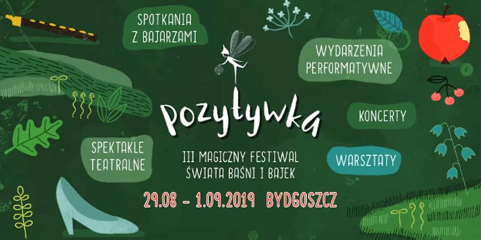 Magiczny Festiwal Baśni i Bajek POZYTYWKA: Żabi król