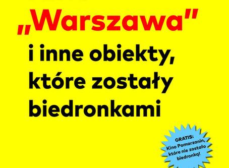 """""""Kino Warszawa"""" i inne obiekty... - wernisaż"""