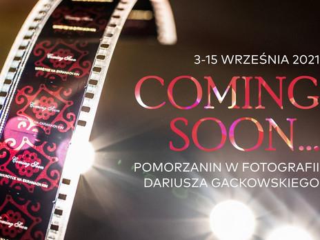"""Wystawa """"Coming soon"""" (3-15/9/2021)"""