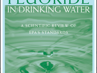 The National Academies of Science Report 2006 labels fluoride as an endocrine disrupter, regardless