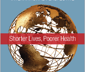 US: Richest Nation on Earth. We spend more money per person on health yet we have shorter lives and