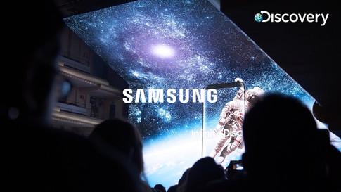 Lançamento Galaxy S8