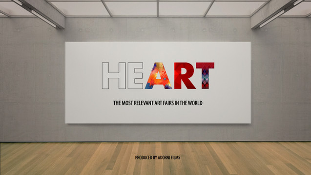 HEART   THE MOST RELEVANT ART FAIRS IN THE WORLD