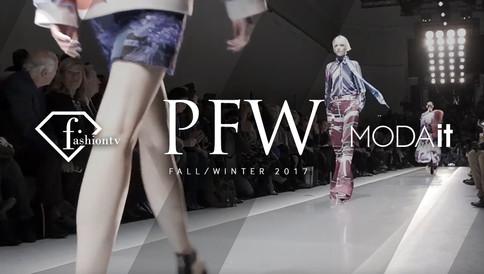 PFW - SEMANA DE MODA EM PARIS   FASHIONTV & MODAIT