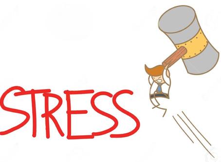 Le stress ... Un effet secondaire du COVID 19?