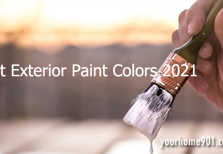 Best Exterior Paint Colors 2021