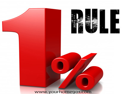 The 1% Rule in Real Estate Investing