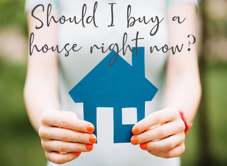 Should You Buy A Home Right Now?