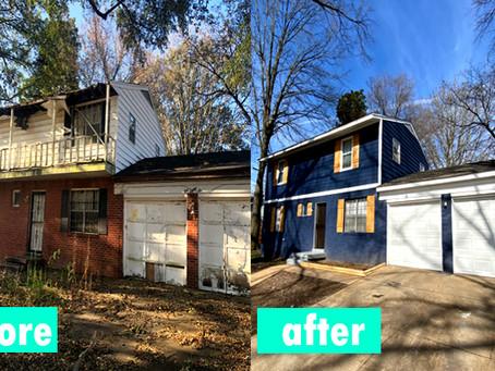 Memphis Turnkey House: 2-Storey Single Family House