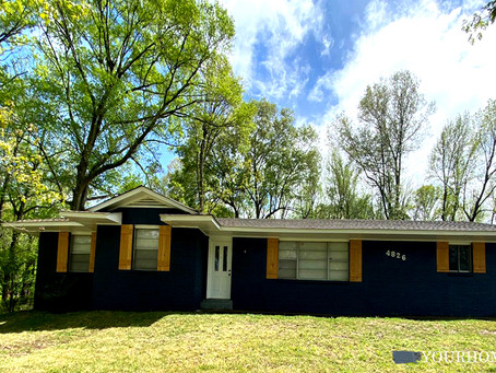 Invest in Memphis: Turnkey House