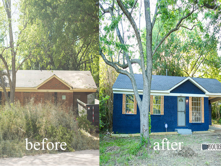 Turnkey House Transformation in Memphis, TN