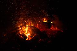 fuego año nuevo 2021