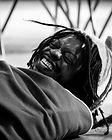 Stanley Malizani Mambo in rehearsal