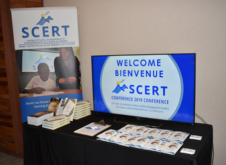 SCERT Conference 2019!