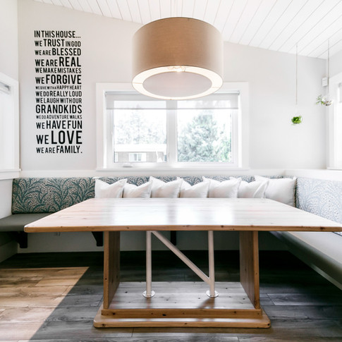 Kitchen Interior - Designer Miranda Wall Design