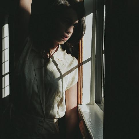 Model - Emily Loewen