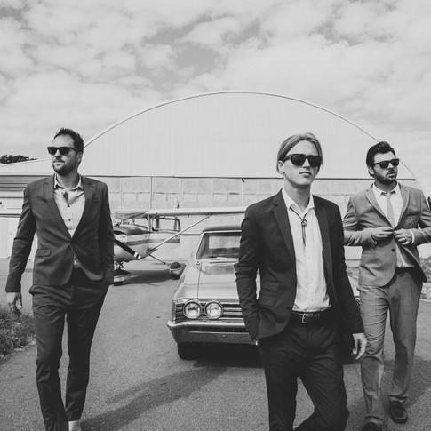 Musicians - The Pompadoors