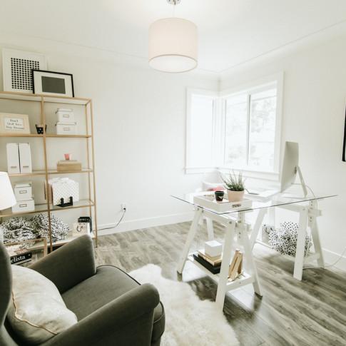 Office Interior Design - Miranda Wall Design