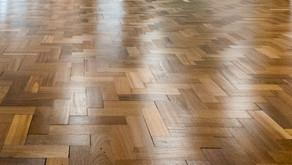 New Floor and Lighting
