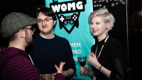 WOMG, POC in Play & LITNE Christmas Party