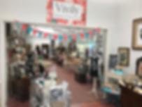 Vivily Vintage & Handmade - Inside