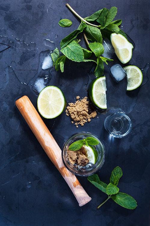 Mojito Preparation