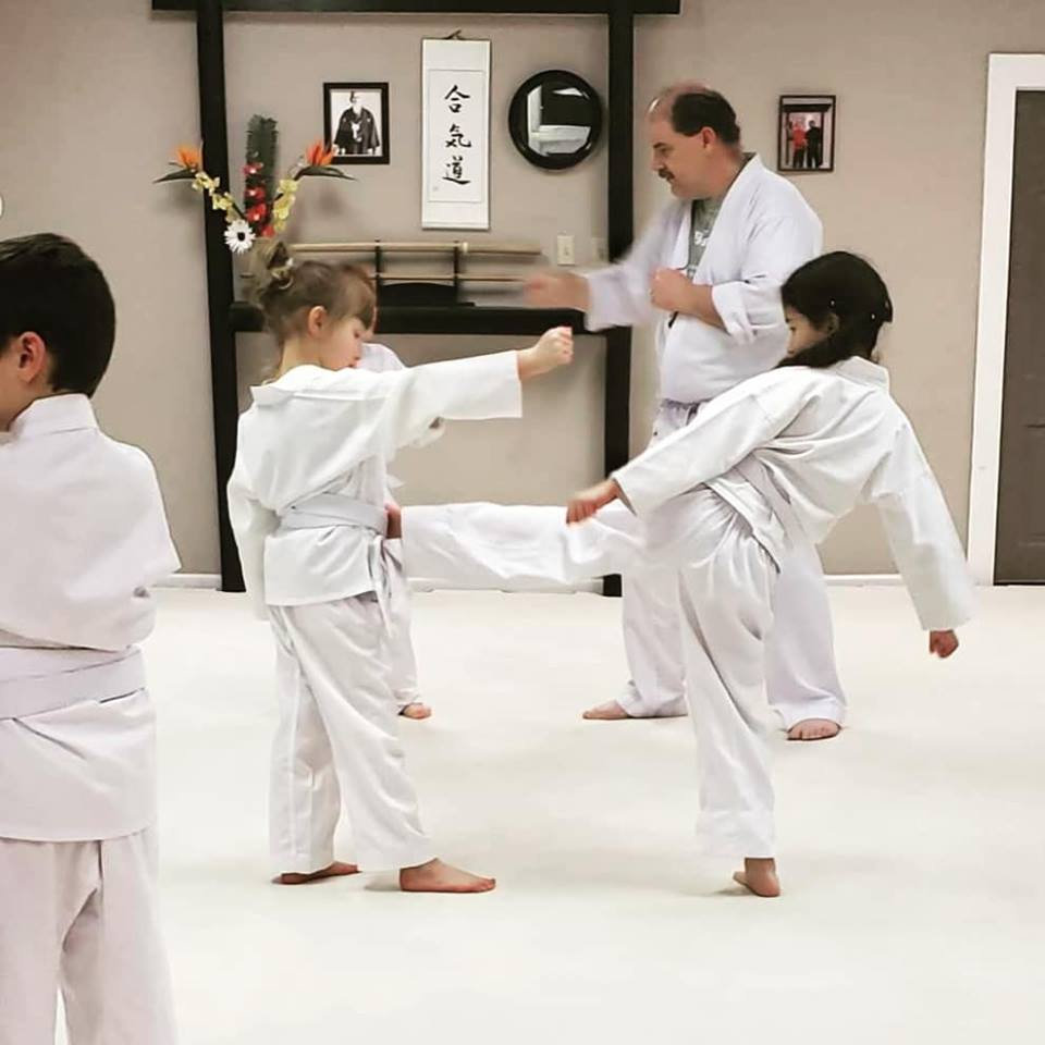 Karate Kids FunDamentals