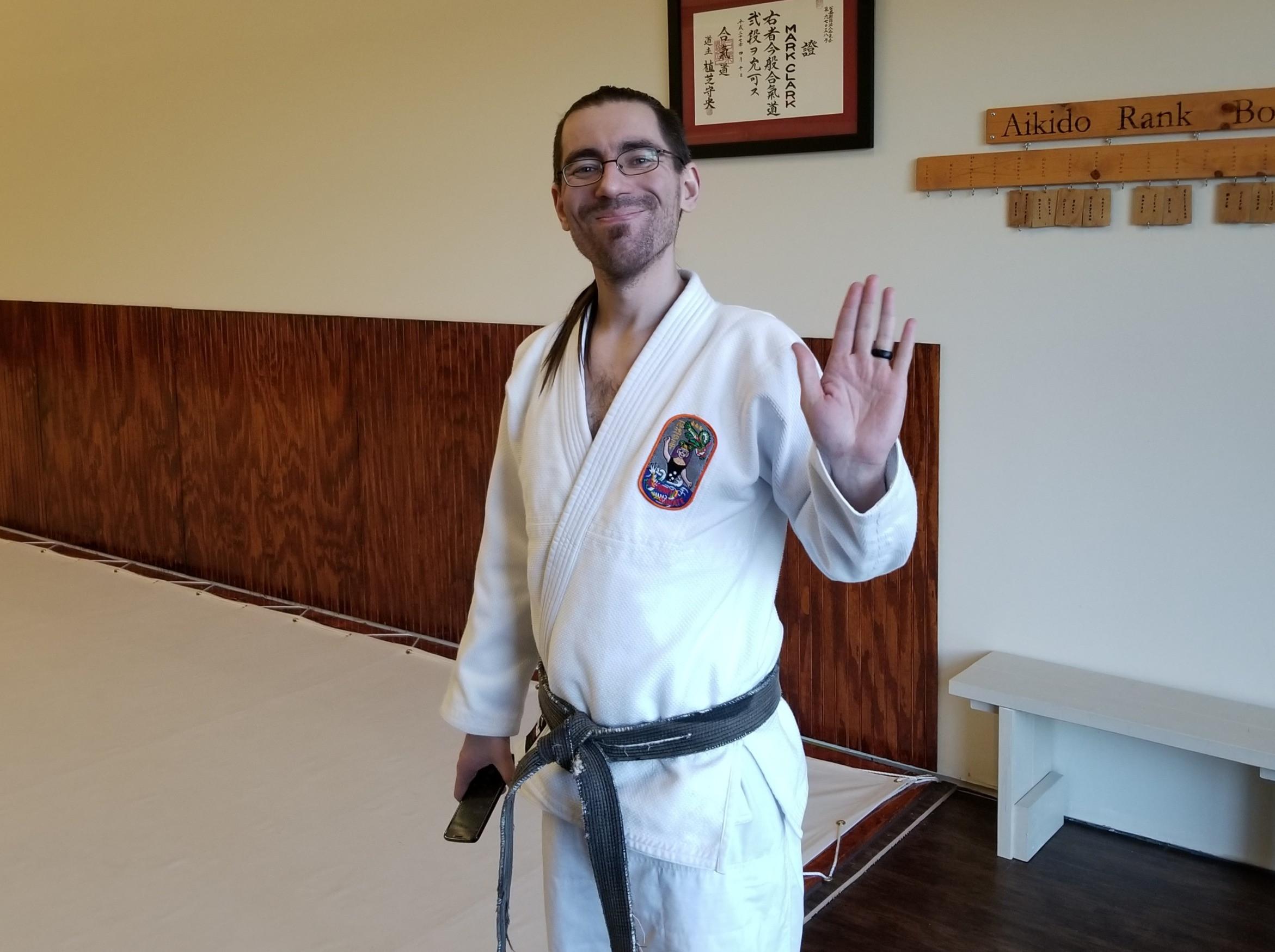 Teen Karate Class