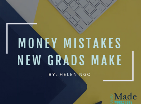 Pay Attention to Your Grass: Money Mistakes New Grads Make