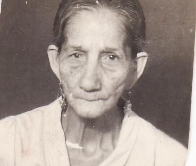 La mujer que me enseñó a leer y a escribir