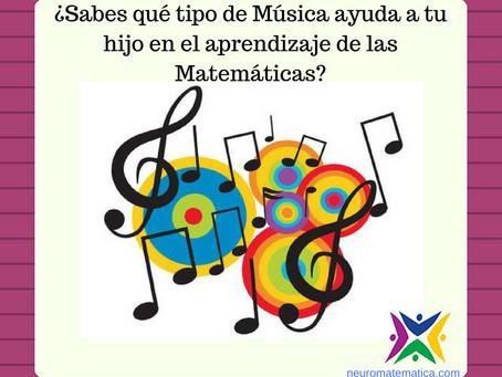 La Música y las Matemáticas